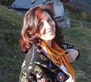 Antonella Benatti, insegnante di Tecnica Alexander a Lugano, Monza, Biassono e Vedano